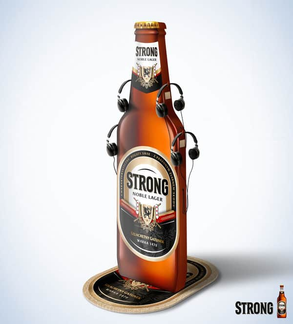 New Strong 1 40+ Brilliant Concept Package Designs