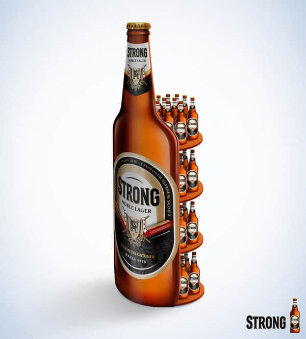 New Strong 2 40+ Brilliant Concept Package Designs