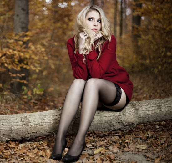 Red Riding Hood II 30+ Cool Examples of Fashion Portrait Photography