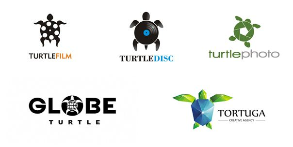 Turtle Logo inspirations 35+ Cool Turtle Logo Designs