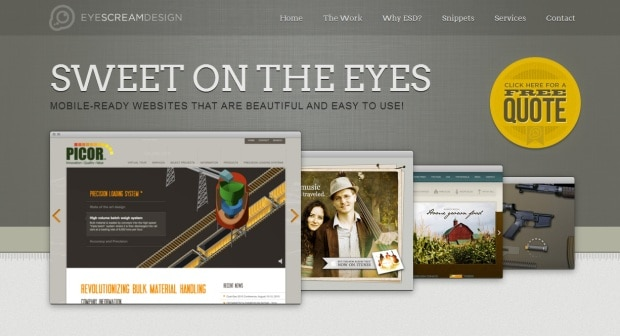 Web Designers in Nashville 40 Brilliant Web Design and Portfolio Websites