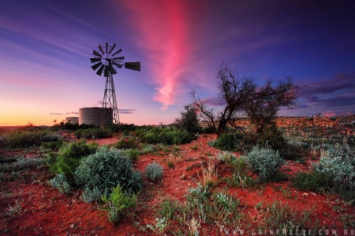 Windmill Hill 500x333 50 Inspiring Windmill Pictures