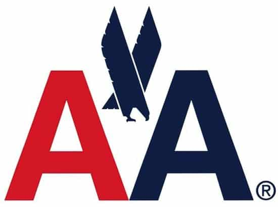 aa2 40+ Airline Logo Inspirations