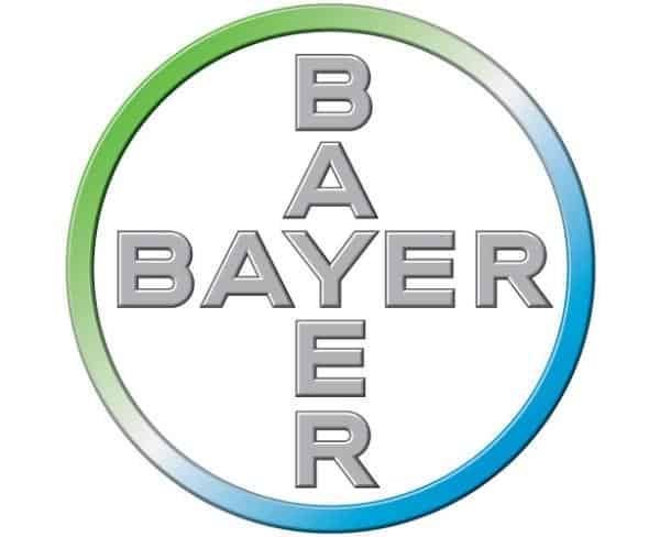 bayer 50 Circular Logos Of Big Brands