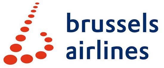 brusselsairlines2 40+ Airline Logo Inspirations