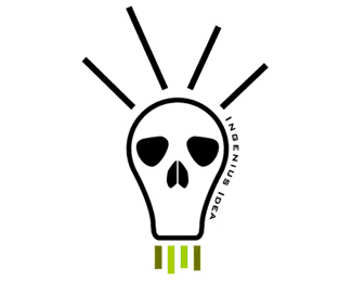 bulb logo designs 5 35+ Awesome Bulb Logo Designs