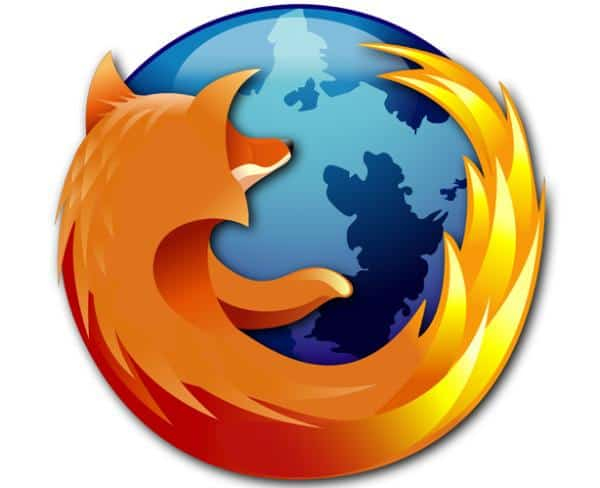 firefox 50 Circular Logos Of Big Brands