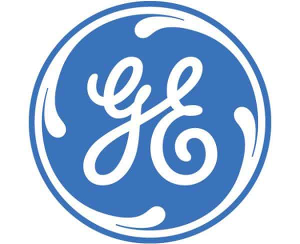 general electric 50 Circular Logos Of Big Brands