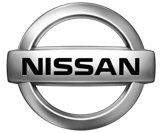 nissan 50 Circular Logos Of Big Brands