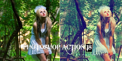 psact28 40+ Free Photoshop Actions to Enhance your Photos