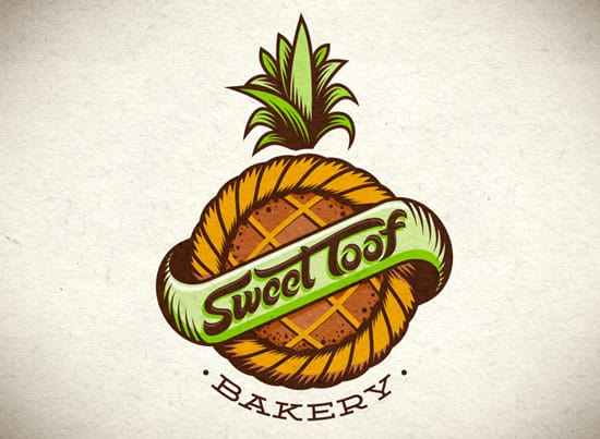 sweet 35+ Amazing Typography Based Logo Designs