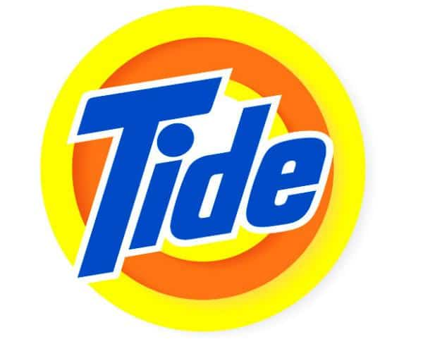 tide 50 Circular Logos Of Big Brands