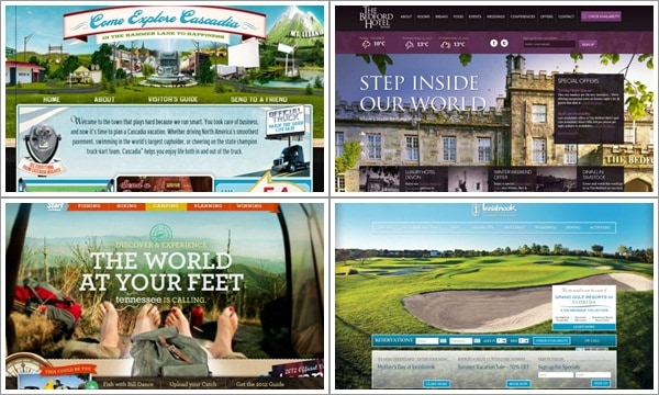 Travel Websites