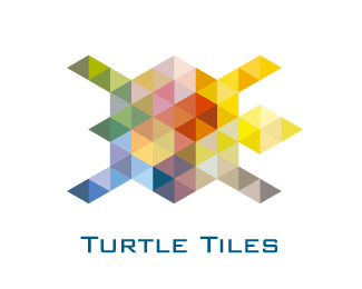 turtle-tiles-logo-designs