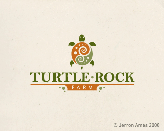 turtle logo designs 7 35+ Cool Turtle Logo Designs