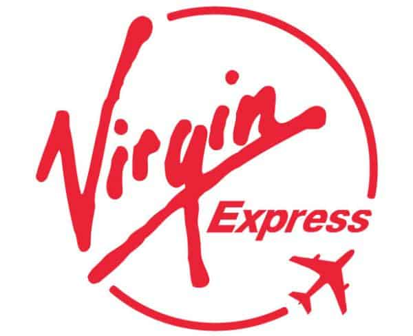 virgin express 50 Circular Logos Of Big Brands