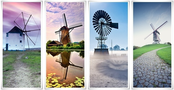 windmill pictures 50 Inspiring Windmill Pictures