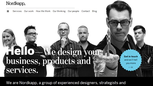 wpid 10 nordkapp design agency 40 Brilliant Web Design and Portfolio Websites
