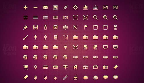 wpid 10free vector icons 25 Free Vector Icon Sets [1000+ Icons]