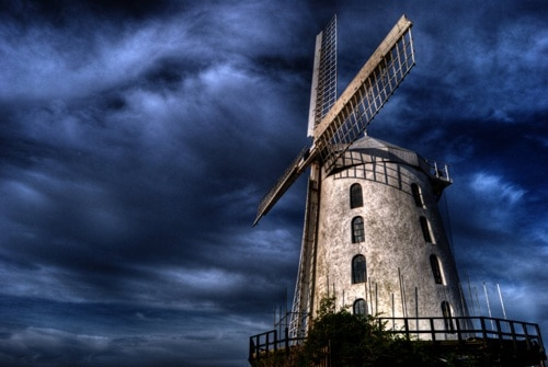 blennervile windmill
