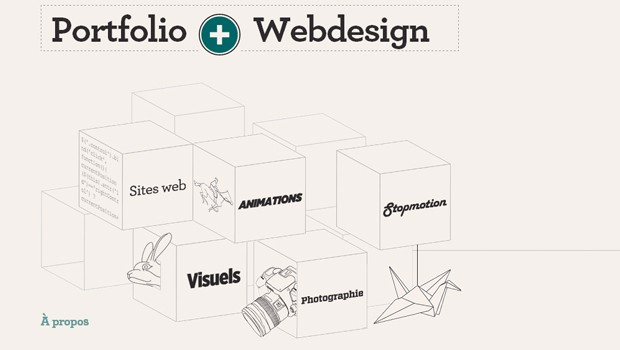 Web Design and Portfolio Websites