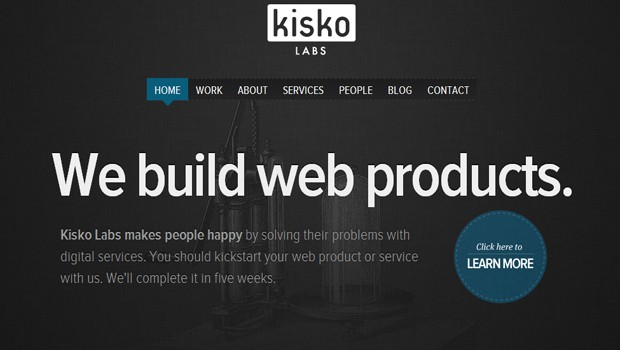 wpid 15 kisko labs studio website 40 Brilliant Web Design and Portfolio Websites