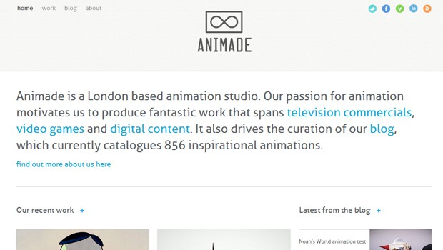 wpid 16 animade studio design website 40 Brilliant Web Design and Portfolio Websites
