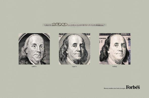 printed advertisements