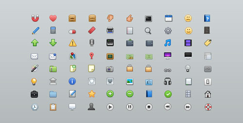 wpid 17free vector icons 25 Free Vector Icon Sets [1000+ Icons]