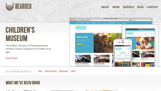wpid 19 bearded website design studio 40 Brilliant Web Design and Portfolio Websites