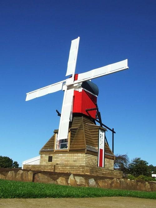 Hiscutt Park Windmill