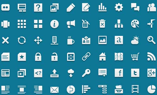 wpid 21free vector icons 25 Free Vector Icon Sets [1000+ Icons]