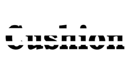 Cushion Crack font