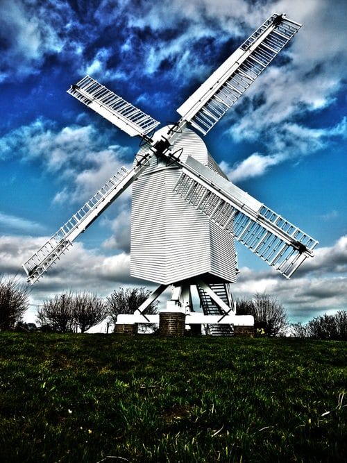 wpid 31 Chillenden Windmill 50 Inspiring Windmill Pictures