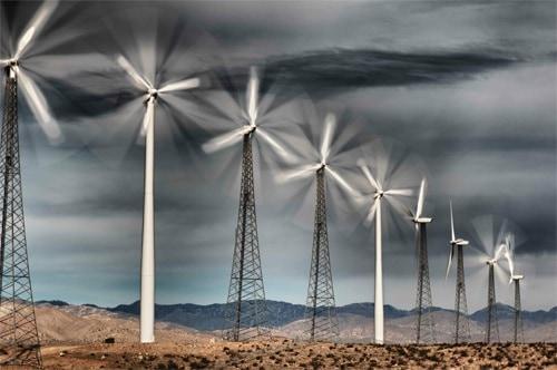 Windmill HDR