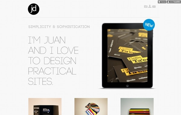 wpid 5 premium tumblr themes 45 Amazing Premium Tumblr Themes