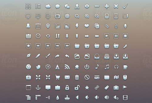 wpid 7free vector icons 25 Free Vector Icon Sets [1000+ Icons]
