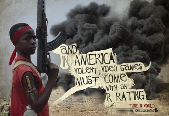 Coalition to Stop the Use of Child Soldiers (America)