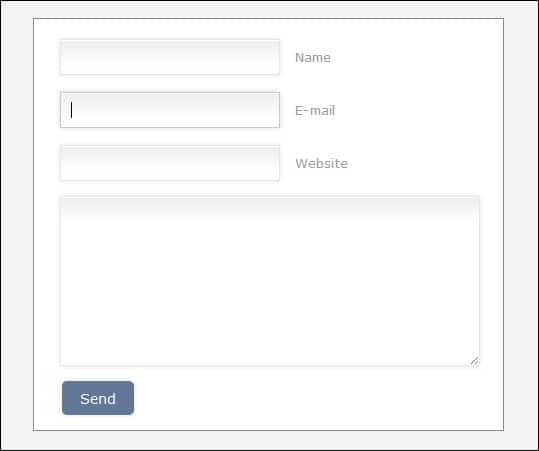 wpid design a prettier web form with css33thumb 30 Useful HTML5 and CSS3 Forms Tutorials