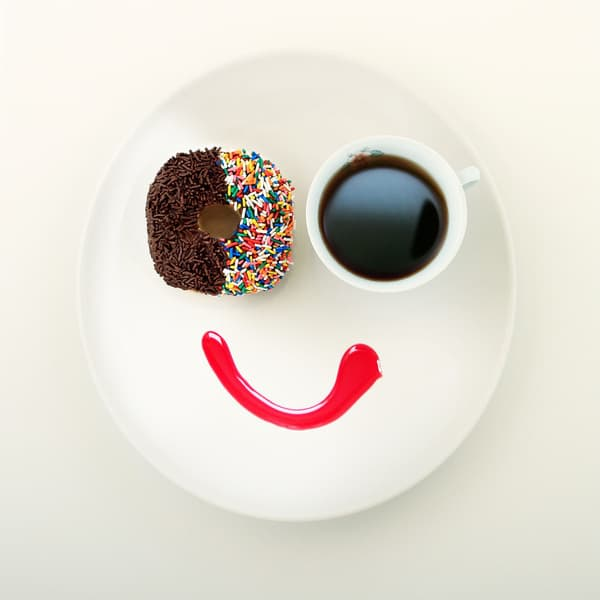 wpid doughnut Funny Food Photo Manipulation by Vanessa Dualib