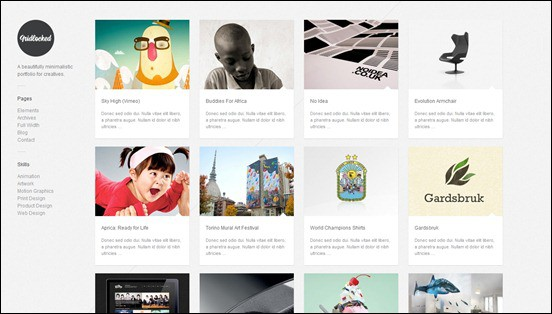 wpid gridlockedthumb 50 Amazing WordPress Grid Themes