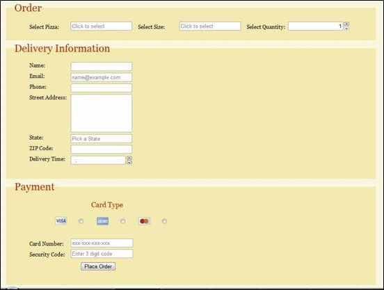 wpid html5 form with cssthumb 30 Useful HTML5 and CSS3 Forms Tutorials