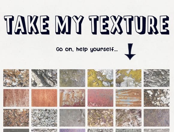 Textures in Web Design