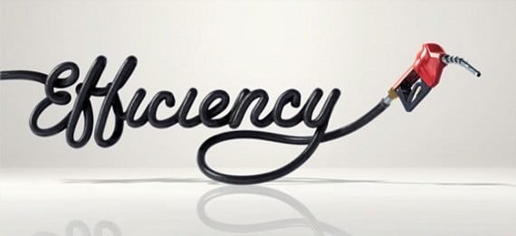 wpid toyota efficiency 50 Examples of Typography in Advertising