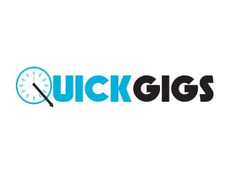 Quickgigs 40 Clock Logo Designs Inspirarion
