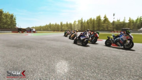 SBK Generations 2 Top 5 Best Racing Games Released this year upto Aug 2012