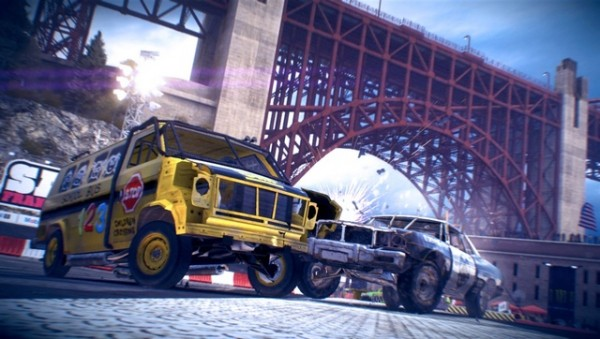 DiRT Showdown 2012 racing game