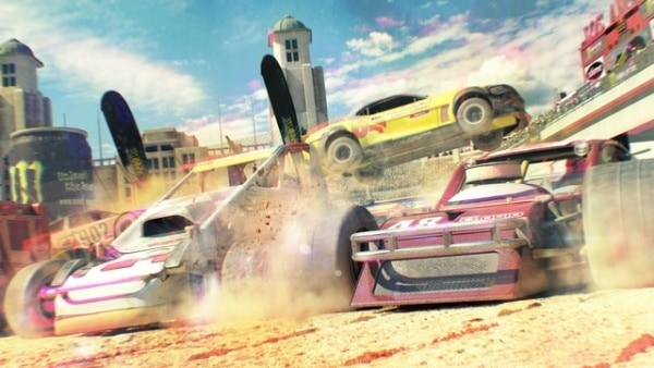 dirt 3 Top 5 Best Racing Games Released this year upto Aug 2012