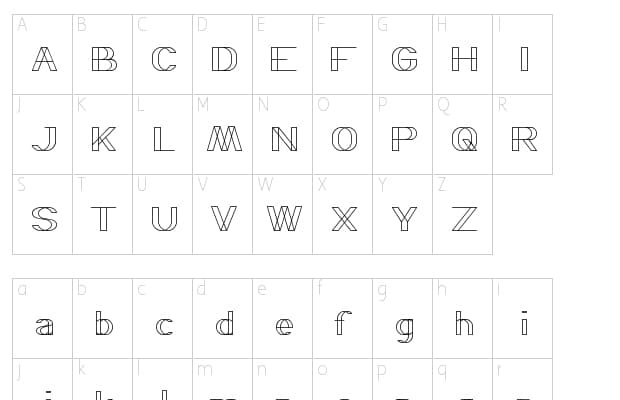 wpid 12 sketching wireframe type fonts 30 Modern Fonts for Web Projects