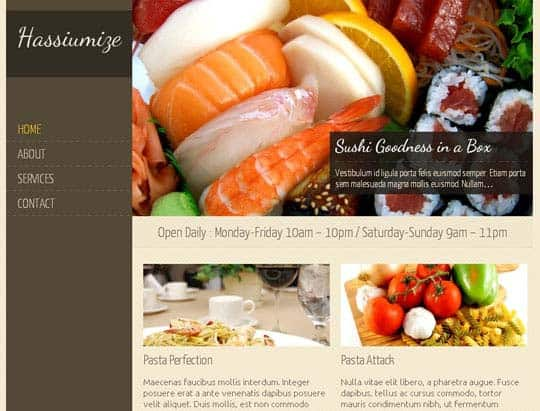 wpid 23free wordpress themes 2012 45+ Free WordPress Themes 